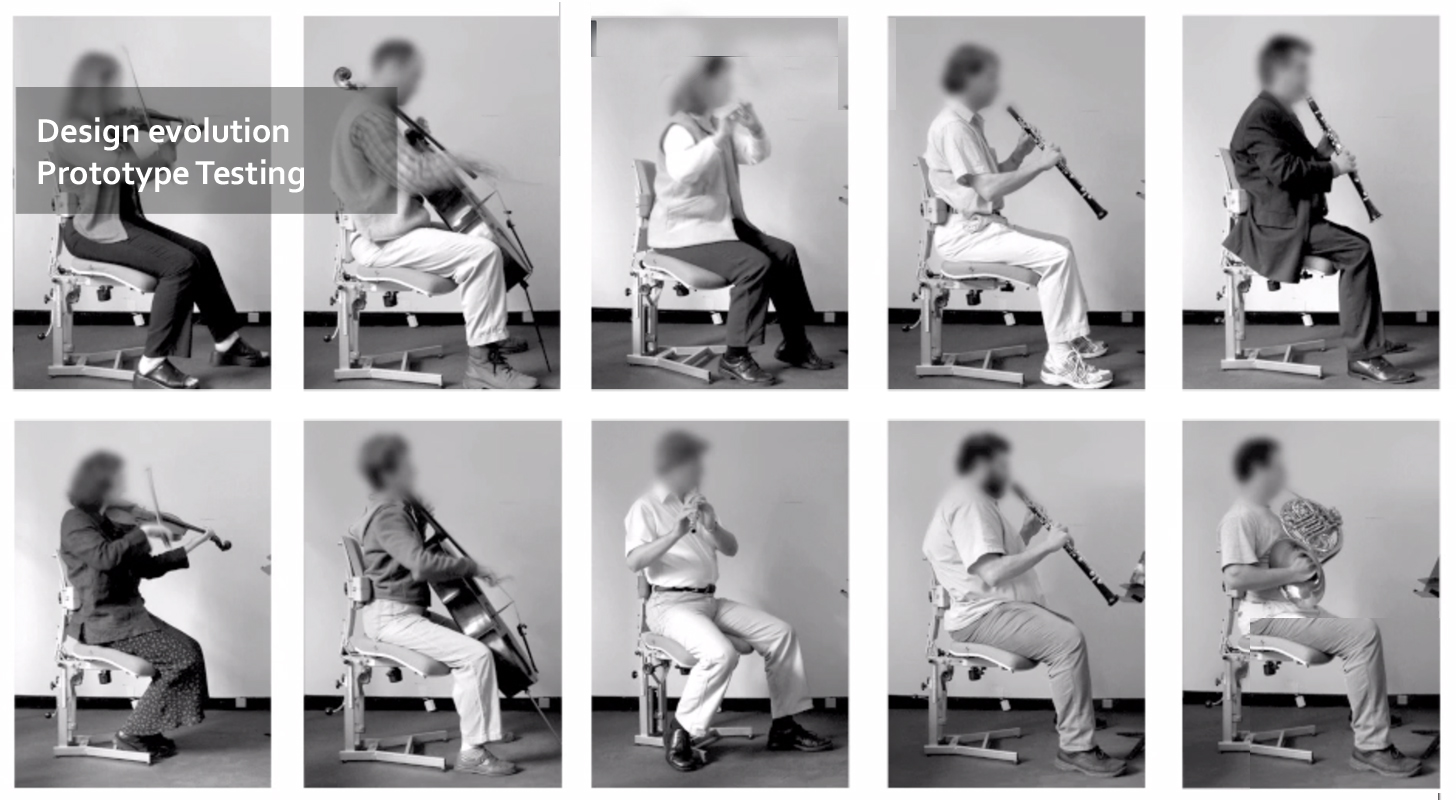 earo musical chair